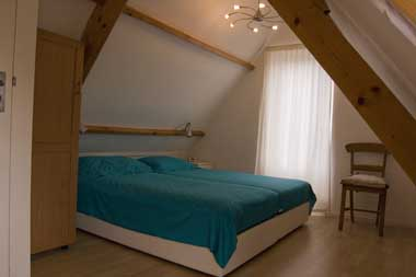 Bed and breakfast Groenekan - slaapkamer 2